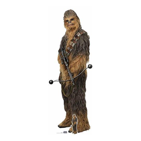Star Wars Chewbacca Jätte Kartongfigur