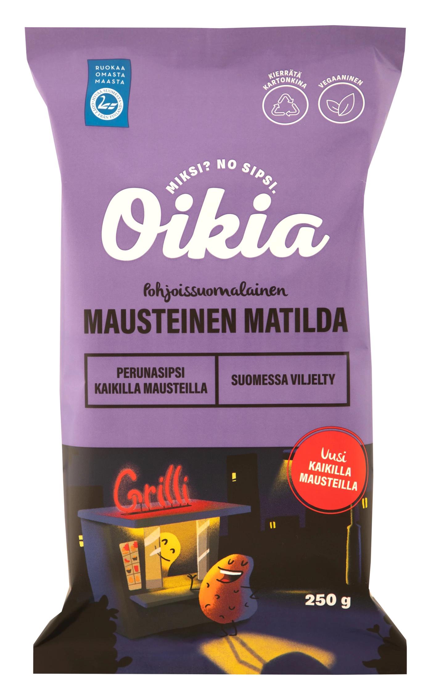 Oikia Mausteinen Matilda 250g