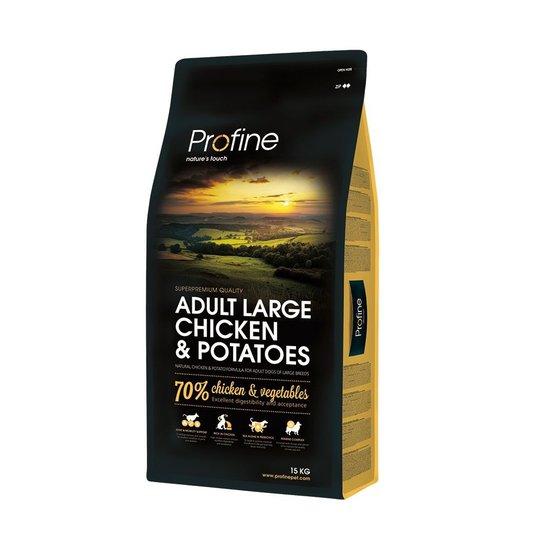 Profine Adult Large Chicken & Potatoes (15 kg)