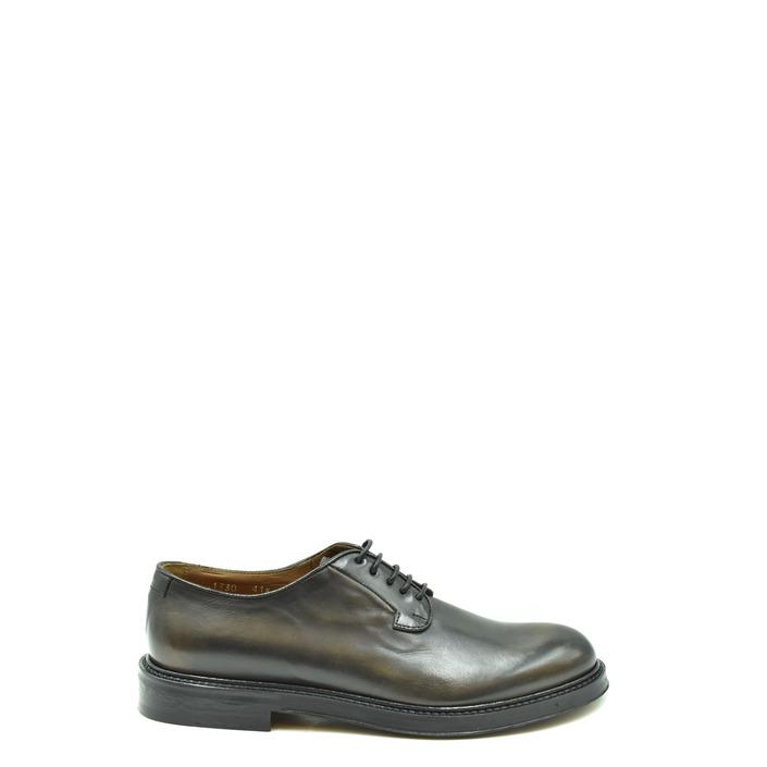 Doucal's Men's Slip On Shoes Brown 203507 - brown 40.5
