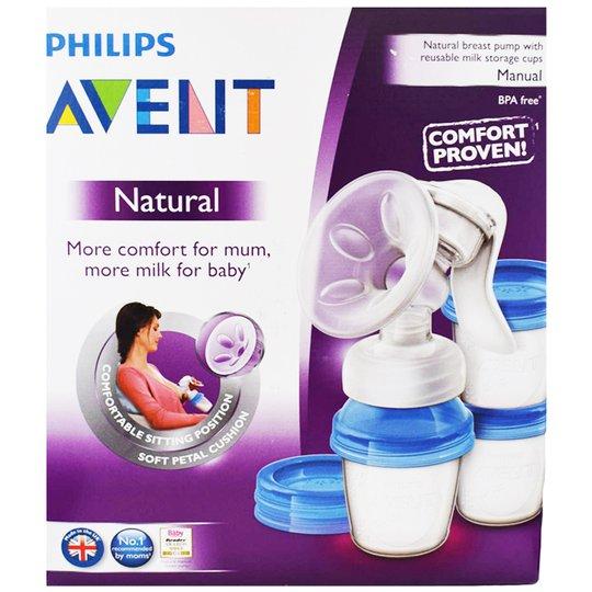 """Bröstpump """"Natural Comfort"""" - 57% rabatt"""