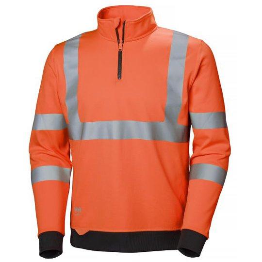 Helly Hansen Workwear Addvis Neulepaita heijastimet, oranssi S