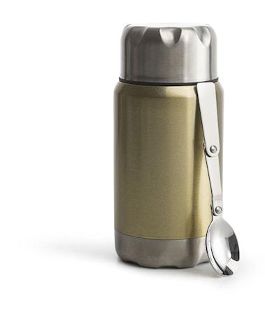 Mattermos Guld 600 ml