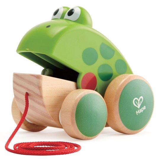 Hape Draleke Frosk, Grønn