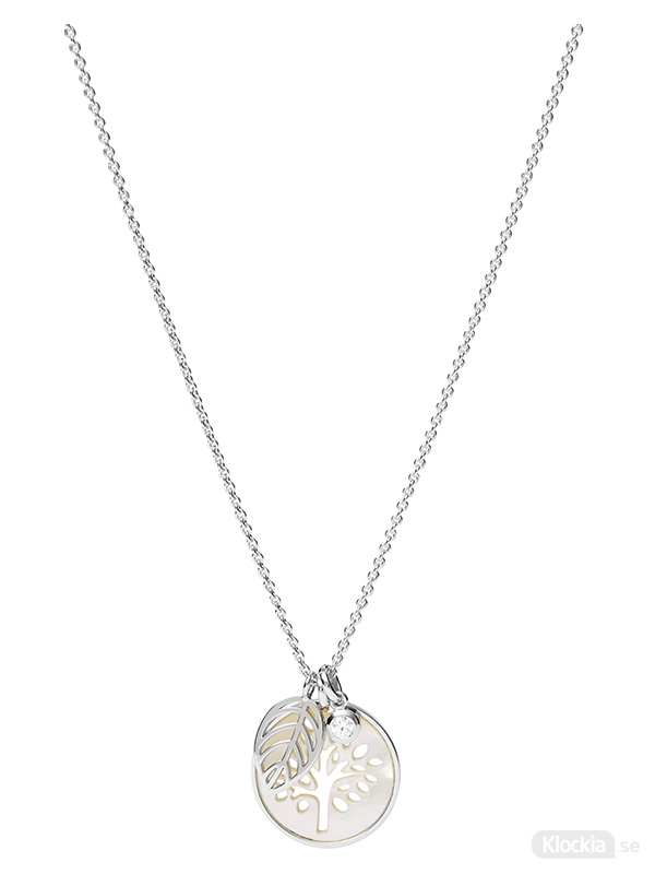 FOSSIL Halsband Sterling Silver JFS00509040