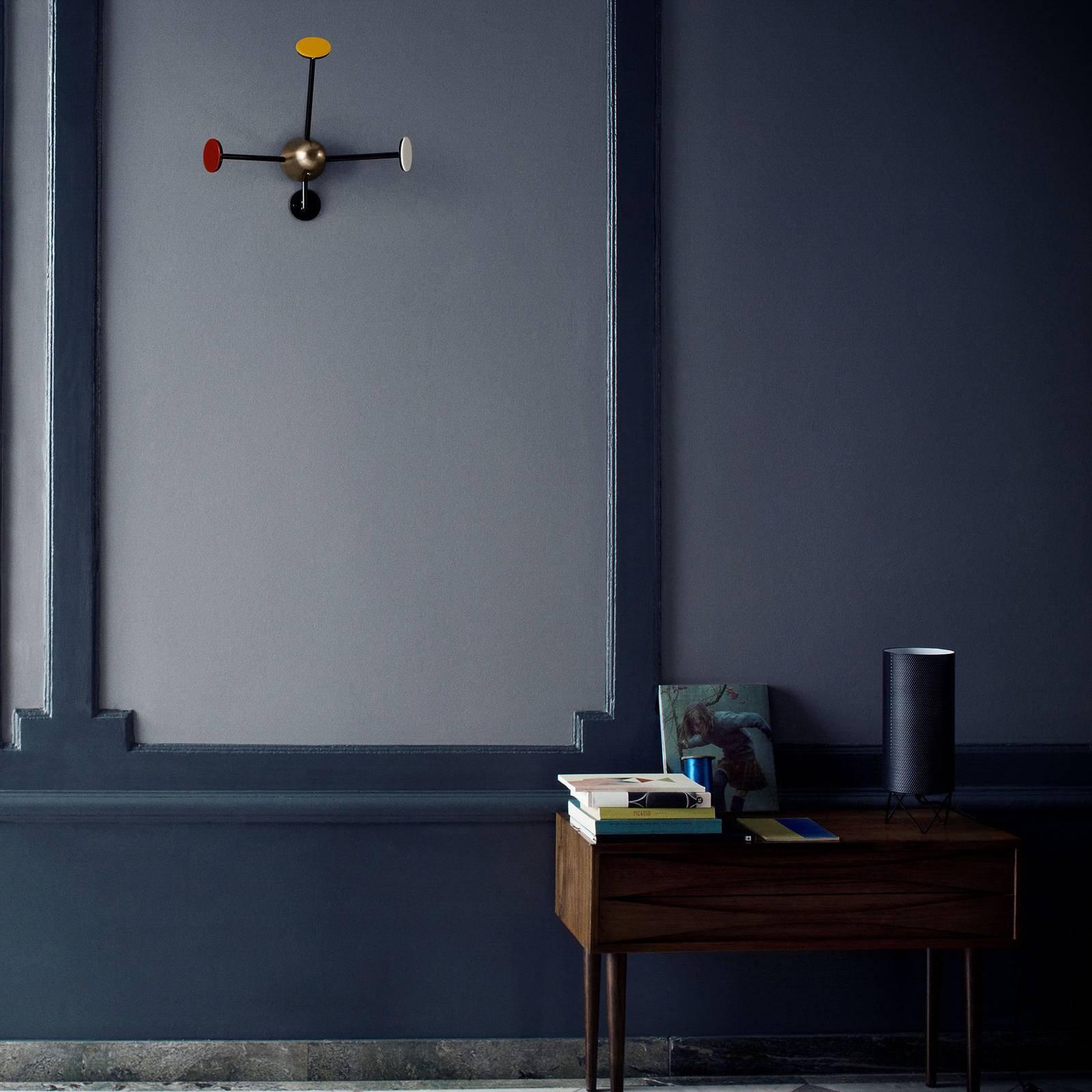 GUBI Pedrera H2O bordlampe, svart