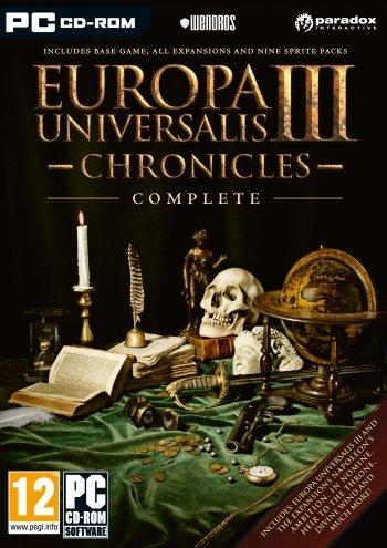 Europa Universalis III - Chronicles Complete