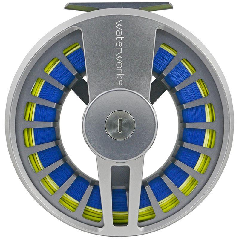Waterworks Cobalt Reel 10 Kraftig snelle - #9/10