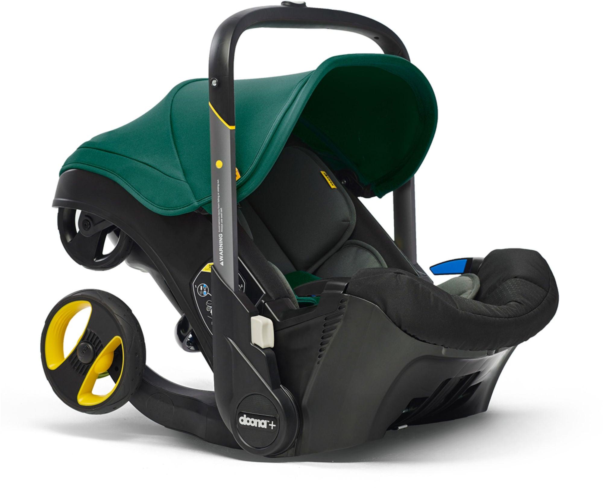 Doona+ Babyskydd, Racing Green