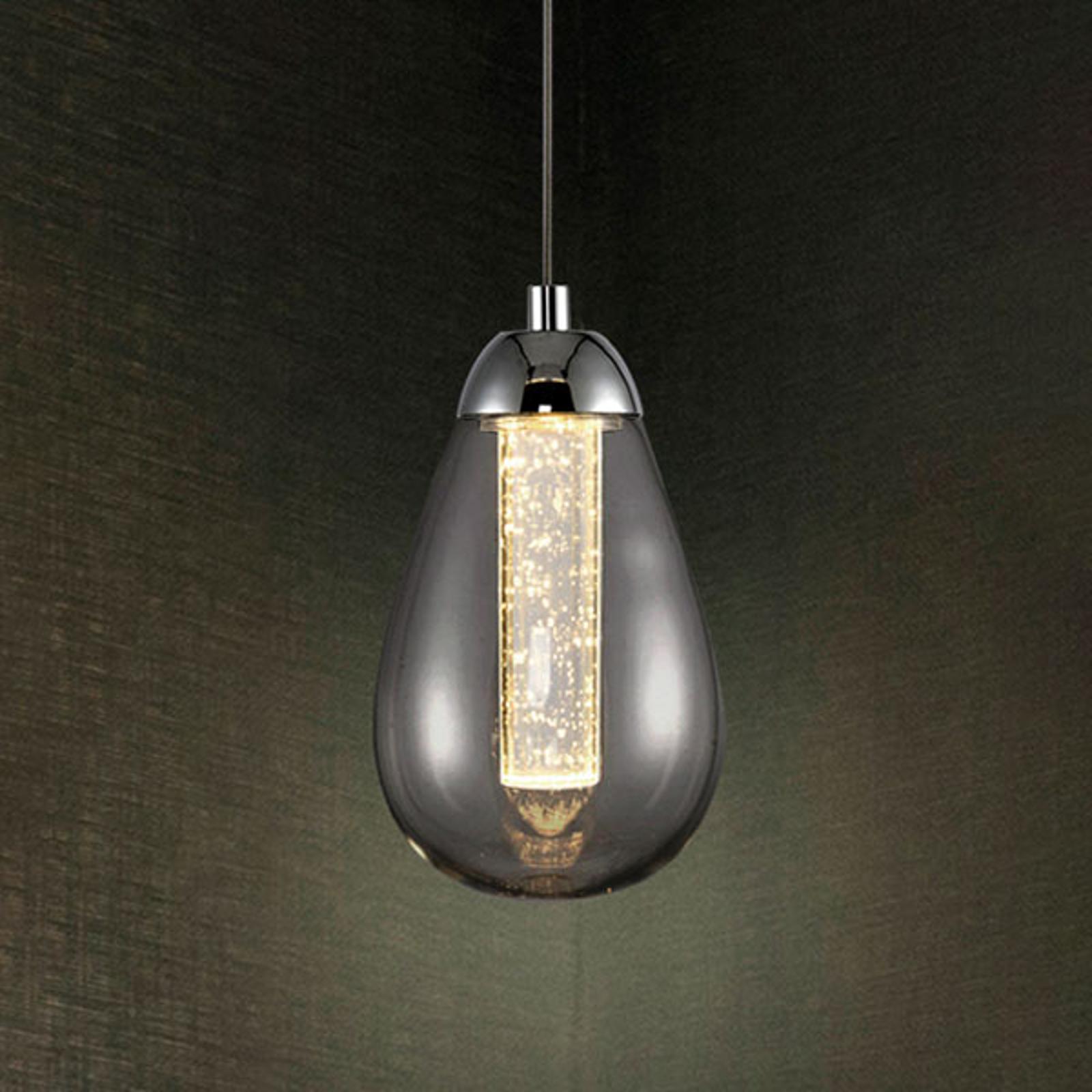 LED-riippuvalaisin Taccia, 1-lamppuinen