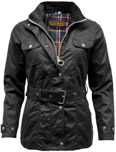 Game Technical Apparel Women's Jacket Various Colours Blaze Wax - Black S