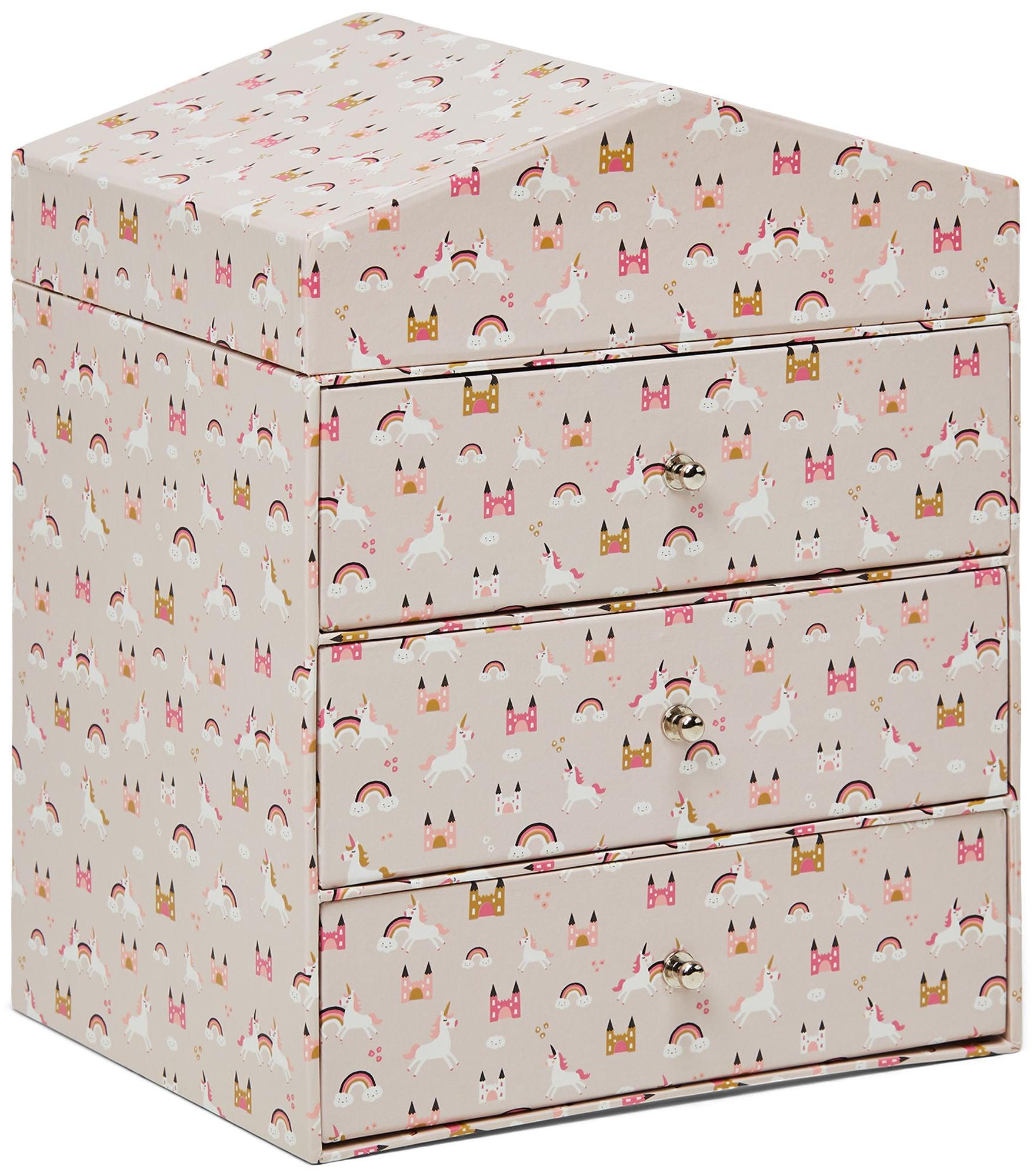 Alice & Fox Unicornland Säilytyslaatikko