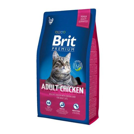 Brit Premium Cat Adult Chicken (1,5 kg)