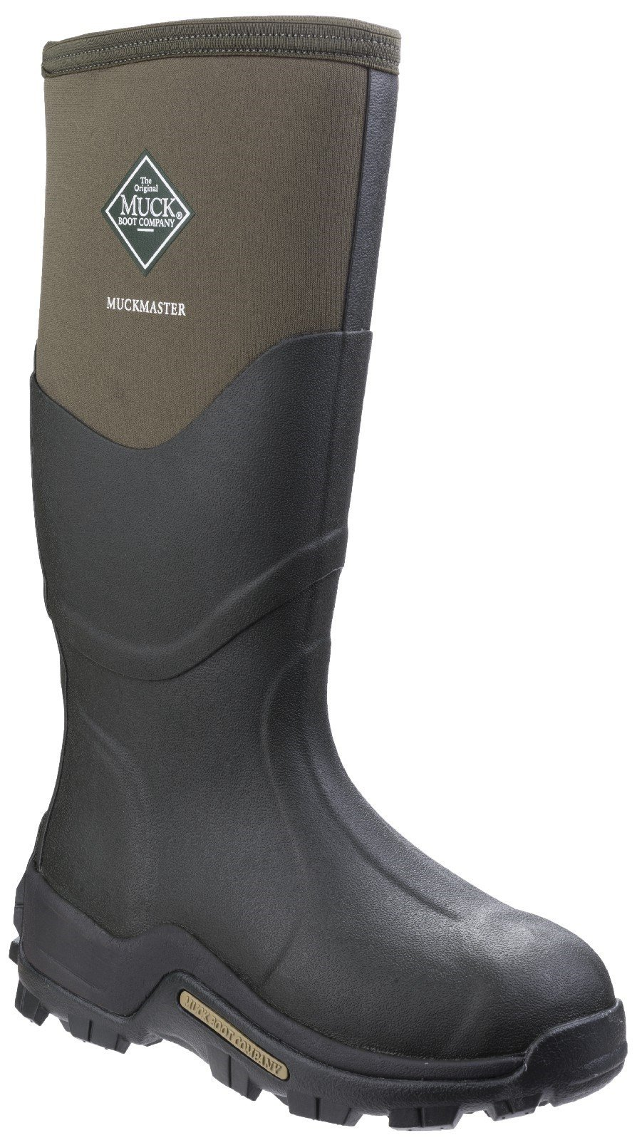 Muck Boots Unisex Muckmaster Hi Wellington Boot Various Colours 23387 - Moss 4