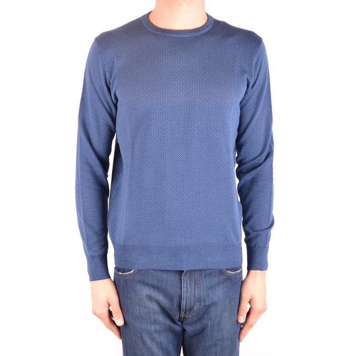 Altea Men's Sweater Blue 164080 - blue S