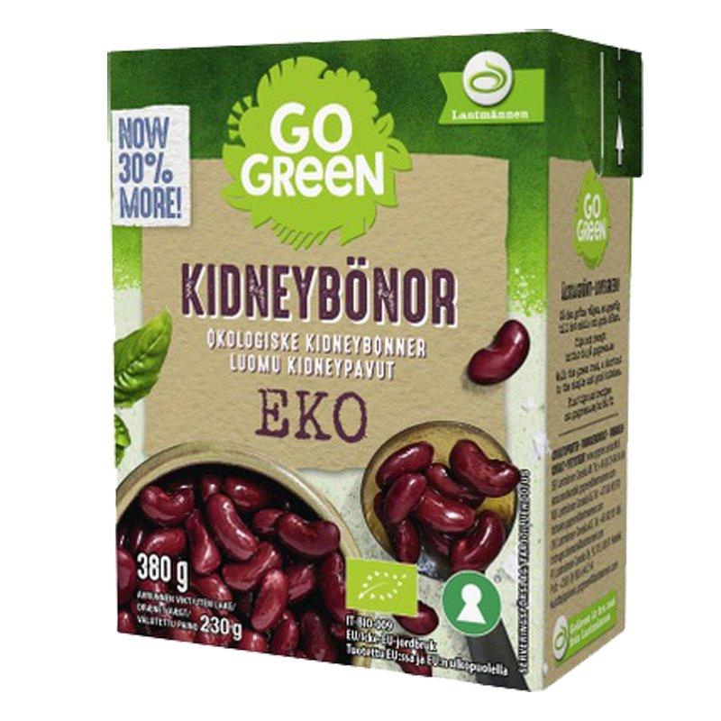 Luomu Kidneypavut - 5% alennus
