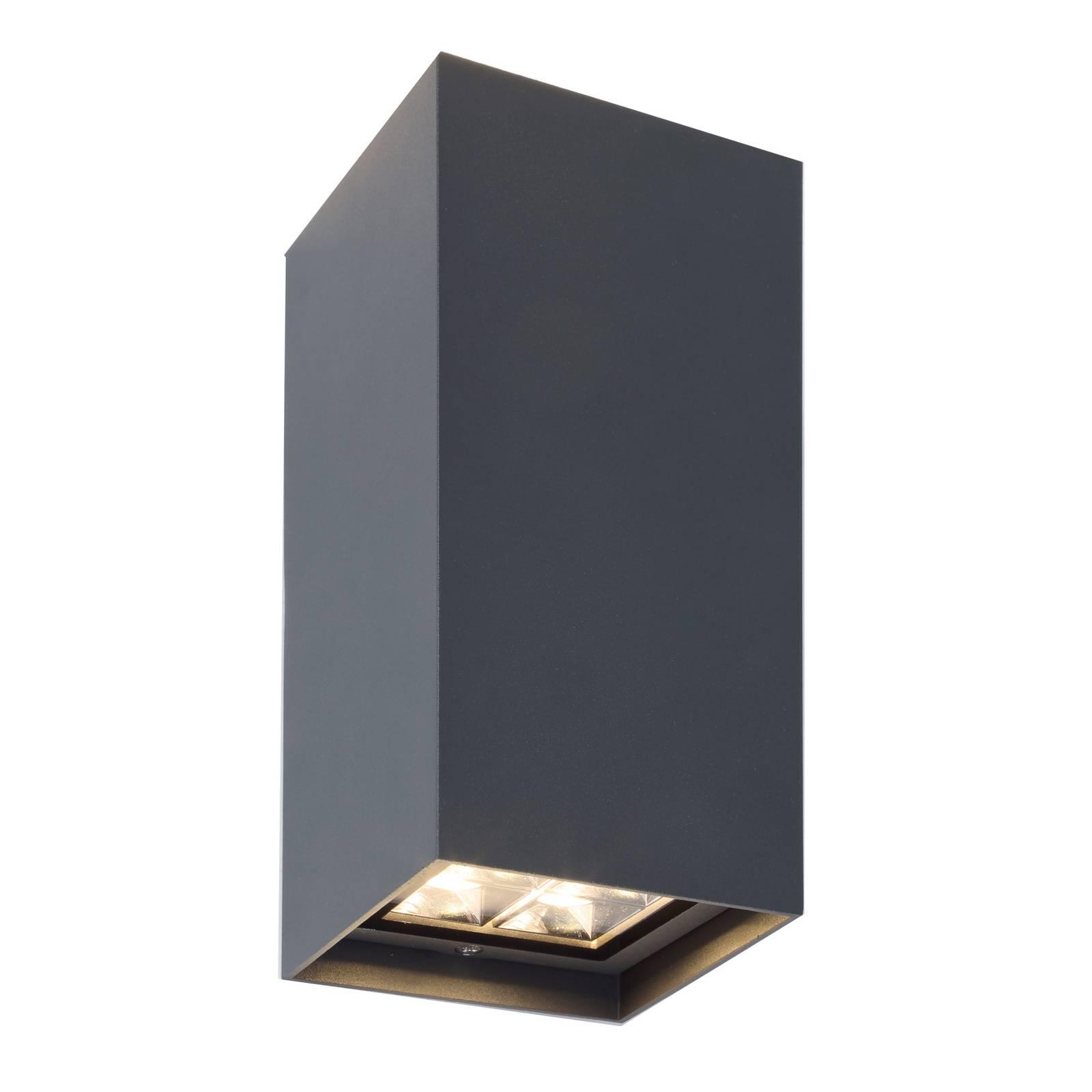 Lindby Eveta -LED-seinävalaisin ulkokäyttöön