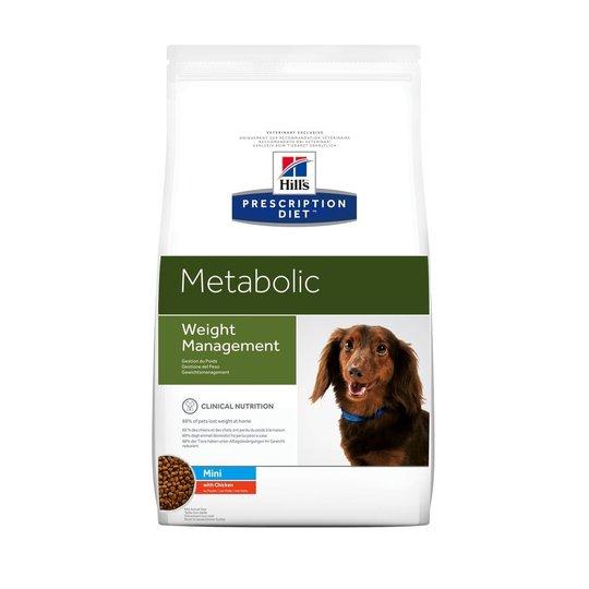 Hill's Prescription Diet Canine Mini Metabolic Weight Management Chicken (1,5 kg)