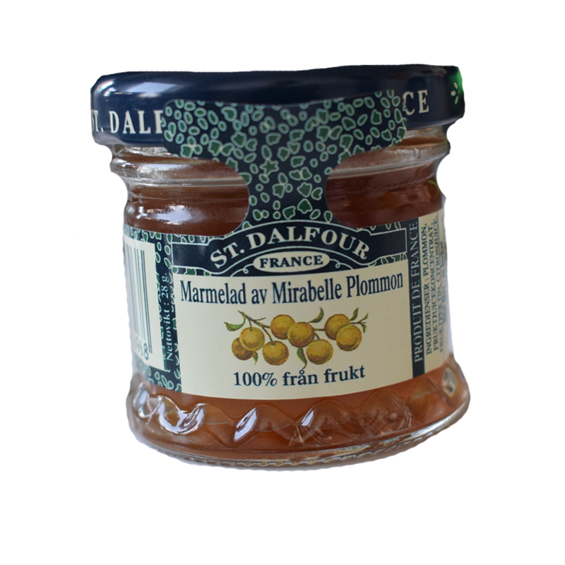 Marmelad Plommon 28g - 28% rabatt