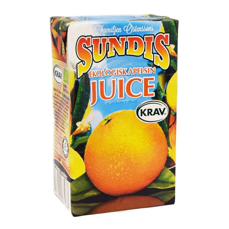 Apelsinjuice 250 ml - 62% rabatt