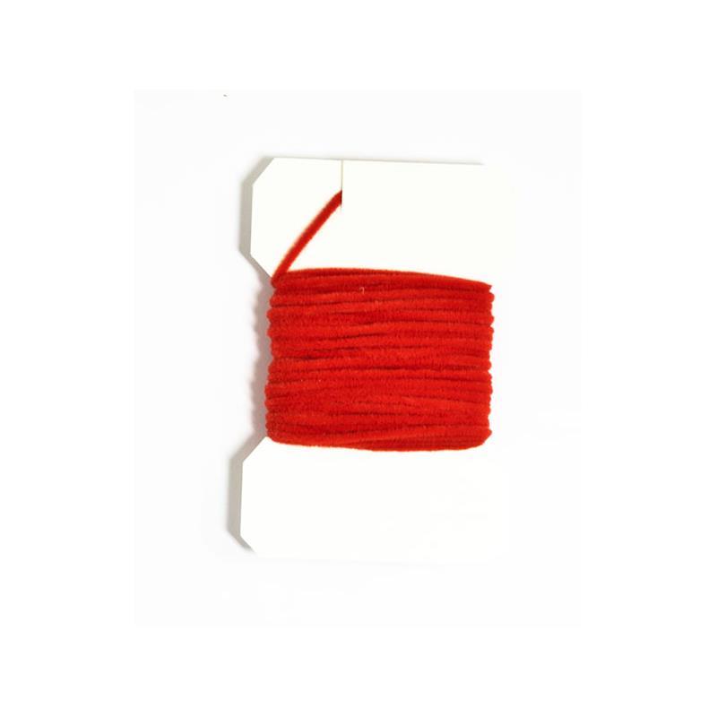 Ultra Chenille Micro - Red