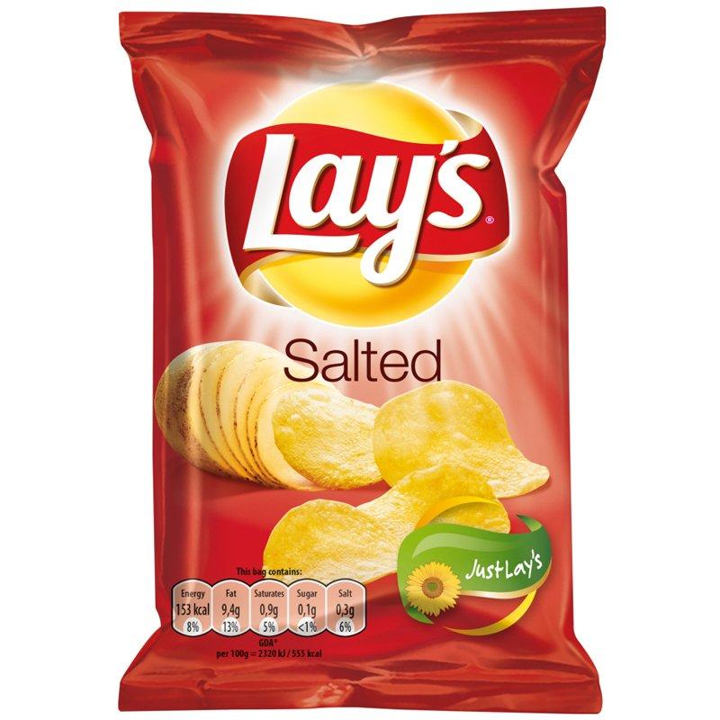 Chips Salta - 28% rabatt