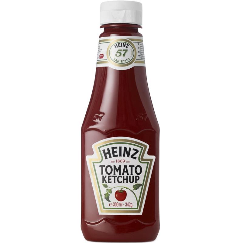 Ketchup 300ml - 21% rabatt