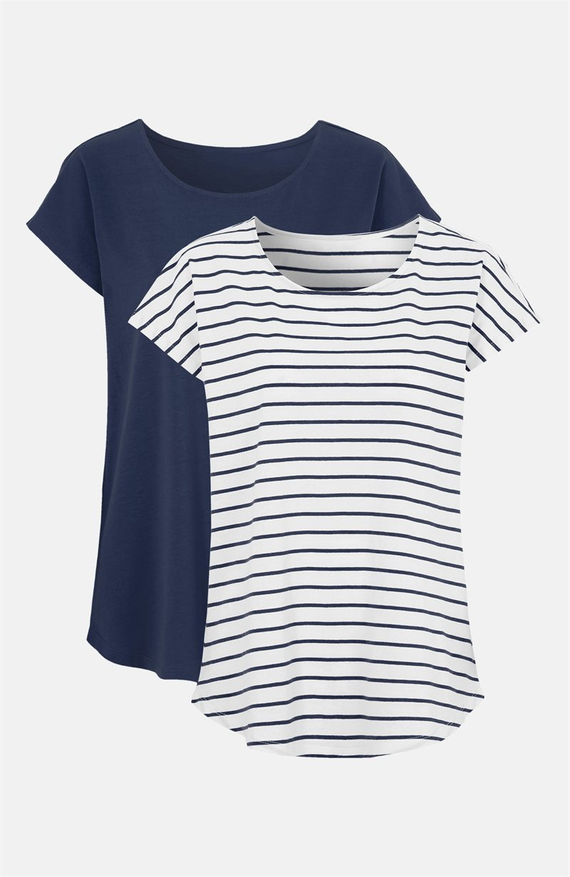 T-paidat 2 kpl:n pakkauksessa 2 kpl/pakkaus
