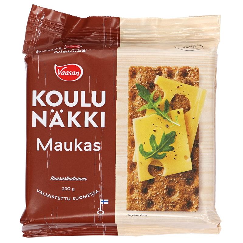 Koulunäkki Maukas - 25% alennus