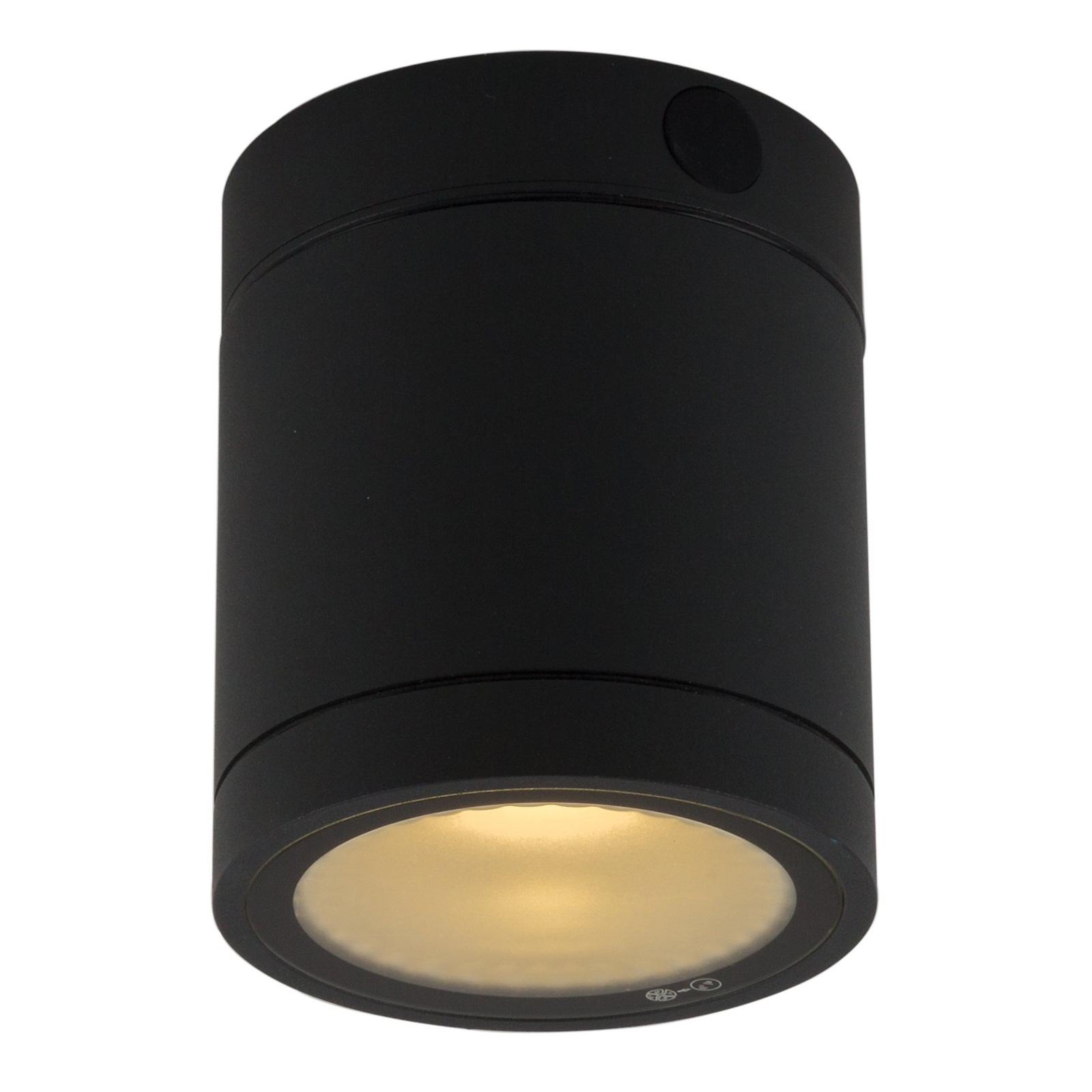 LED-kattovalaisin Negro ulkokäyttöön