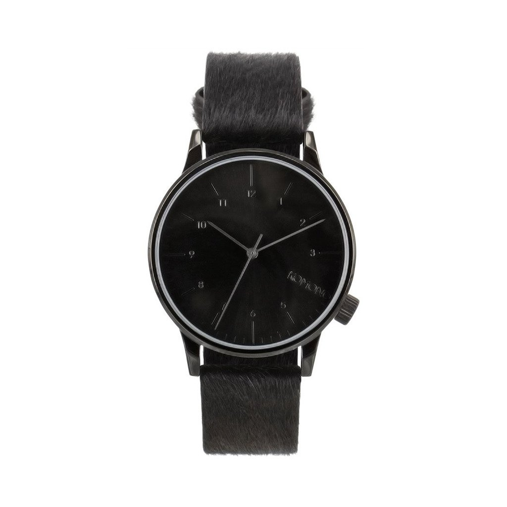 Komono Men's Watch Black W2552 - black NOSIZE