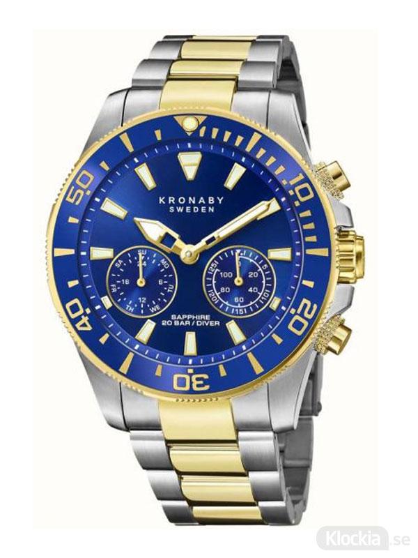 KRONABY Diver 45.5mm S3779/1 - Smartwatch