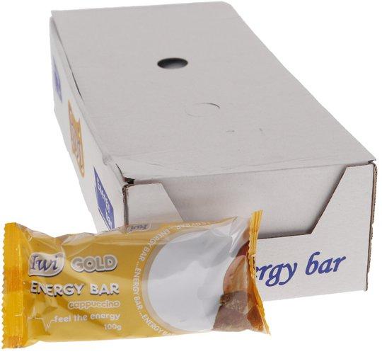 Energibars Cappuccino 15-pack - 75% rabatt