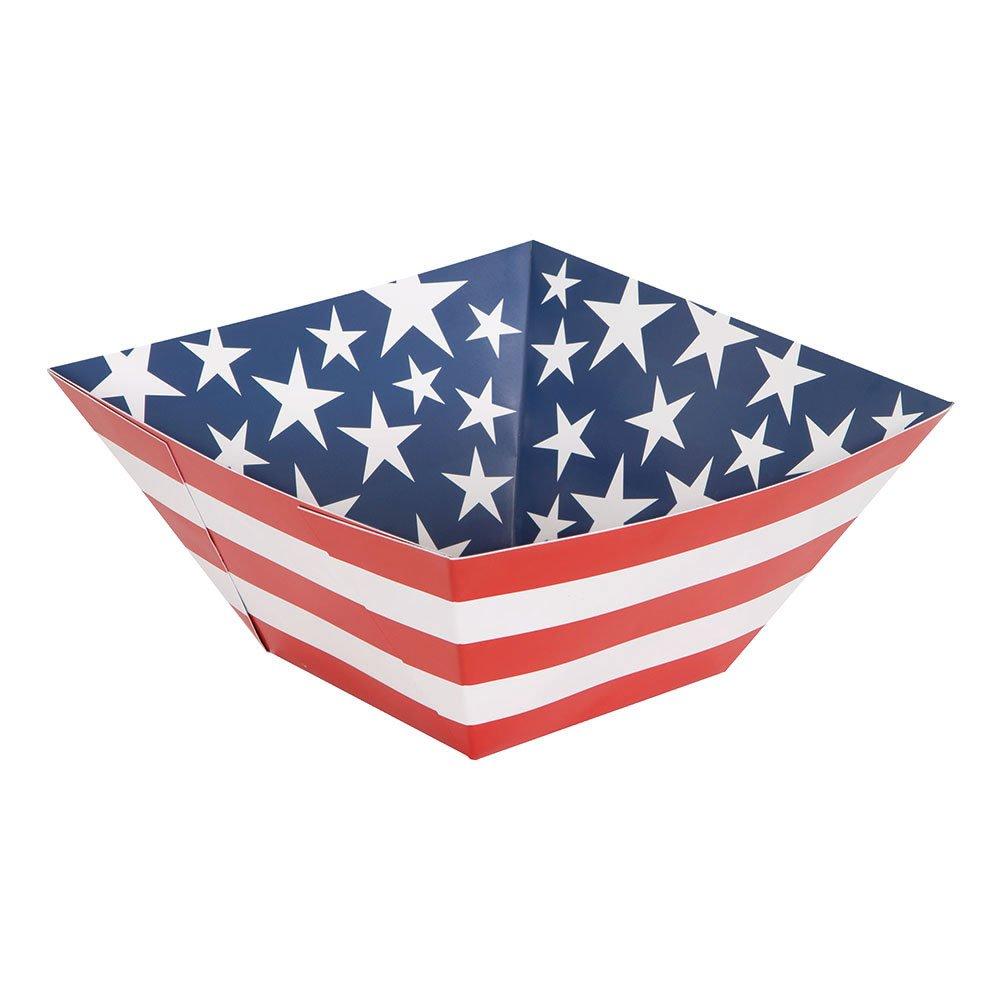 Skål i Papp USA - 1-pack