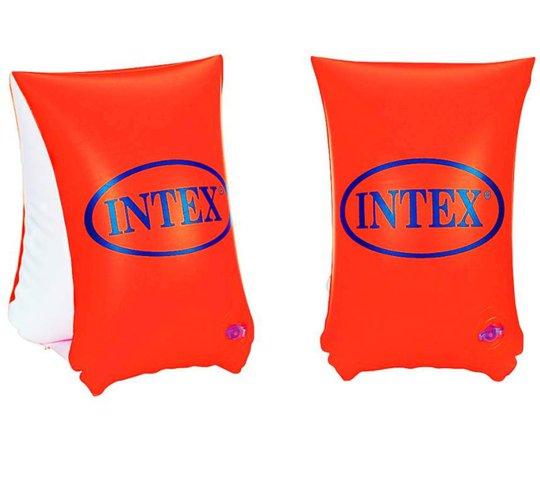 Intex Svømmeringer Deluxe