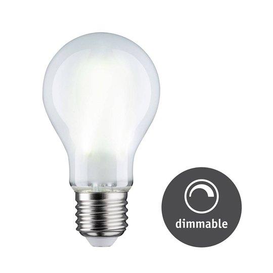 Paulmann-LED-lamppu E27 9W 6 500 K matta