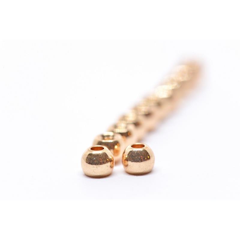 FF Brass Beads 4mm - Gold FutureFly