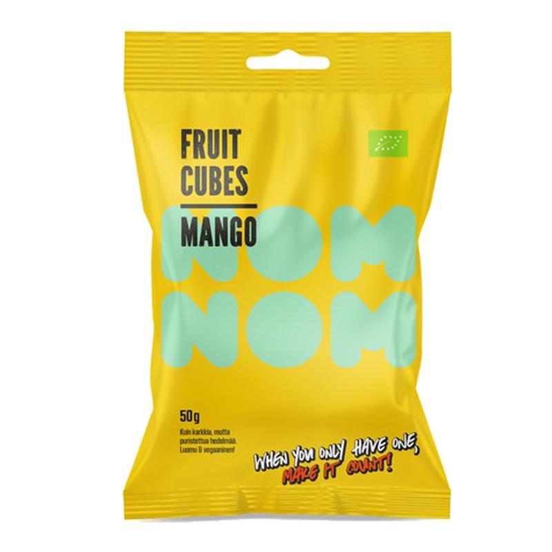 Hedelmäkuutiot Mango, Ananas & Appelsiini - 31% alennus