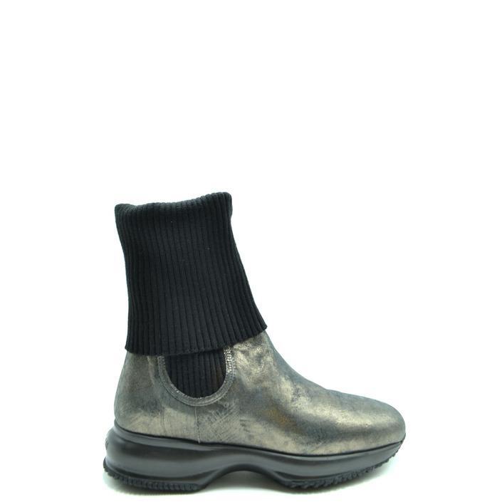 Hogan Women's Boot Black 177704 - black 36.5