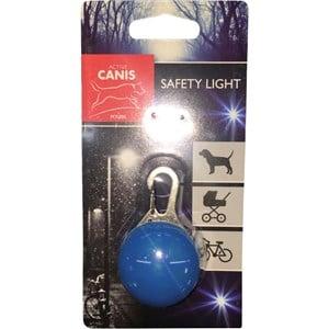 LED-lampa till hundkoppel Active Canis, Blå