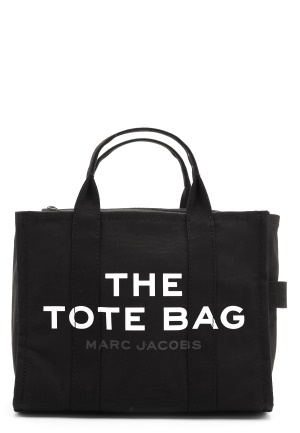 The Marc Jacobs Small Traveler Tote 001 Black One size