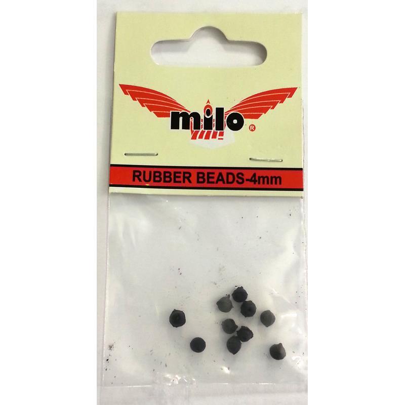 Milo Gummikule 4mm, Duppstopper
