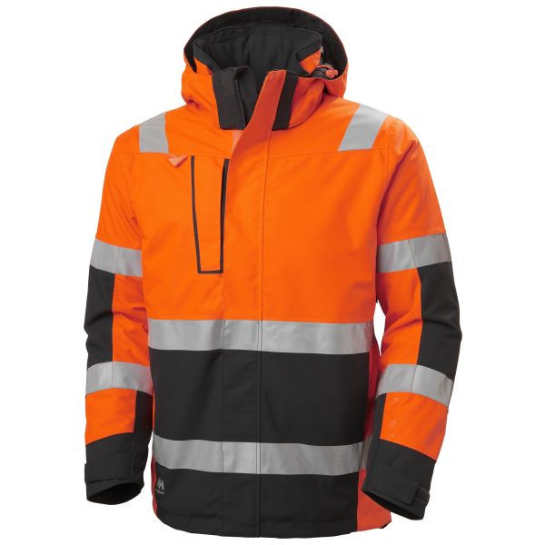Helly Hansen Workwear Alna 2.0 Jacka orange, varsel XS
