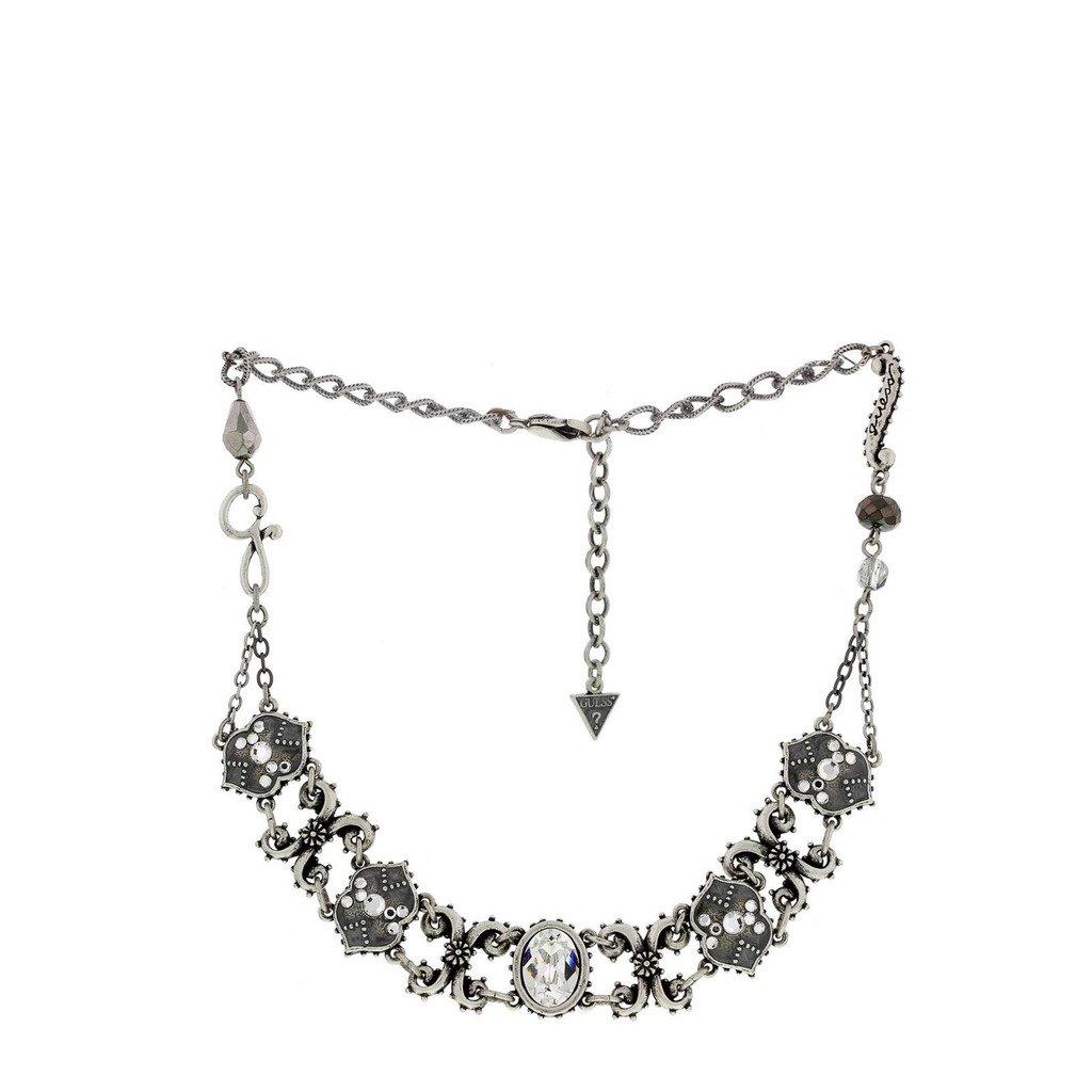Guess Women's Necklace Grey UFN10818 - grey NOSIZE