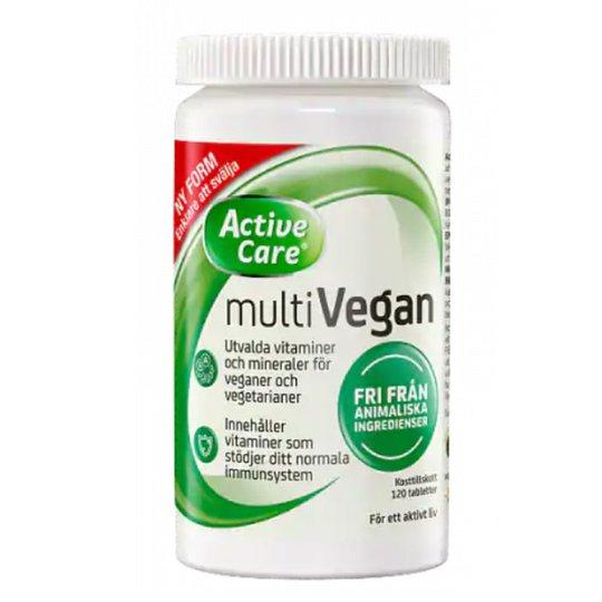 Active Care Multivegan 120-pack - 63% rabatt