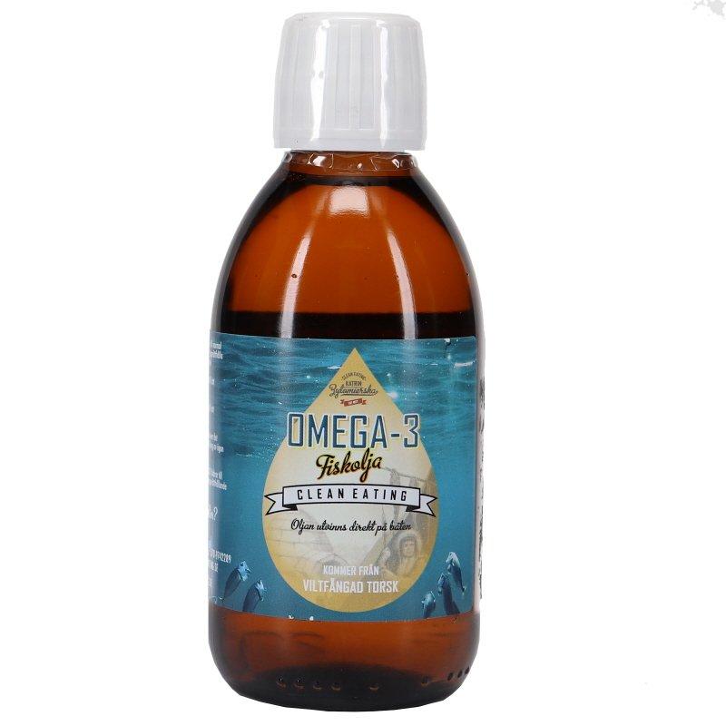 Omega-3 Fskolja - 80% rabatt