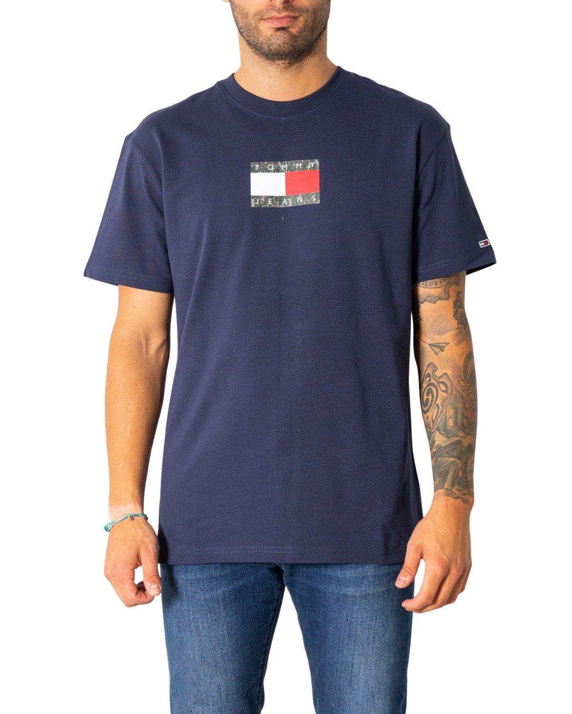Tommy Hilfiger Jeans Men's Sweatshirt Various Colours 308082 - blue XS