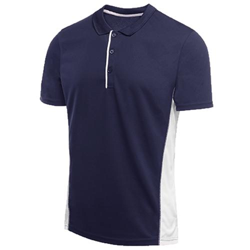 Regatta Men's Salt Lake Polo Shirt Various Colours L_TRS160 - Navy S