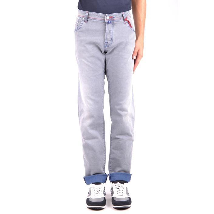 Jacob Cohen Men's Jeans Grey 163670 - grey 38