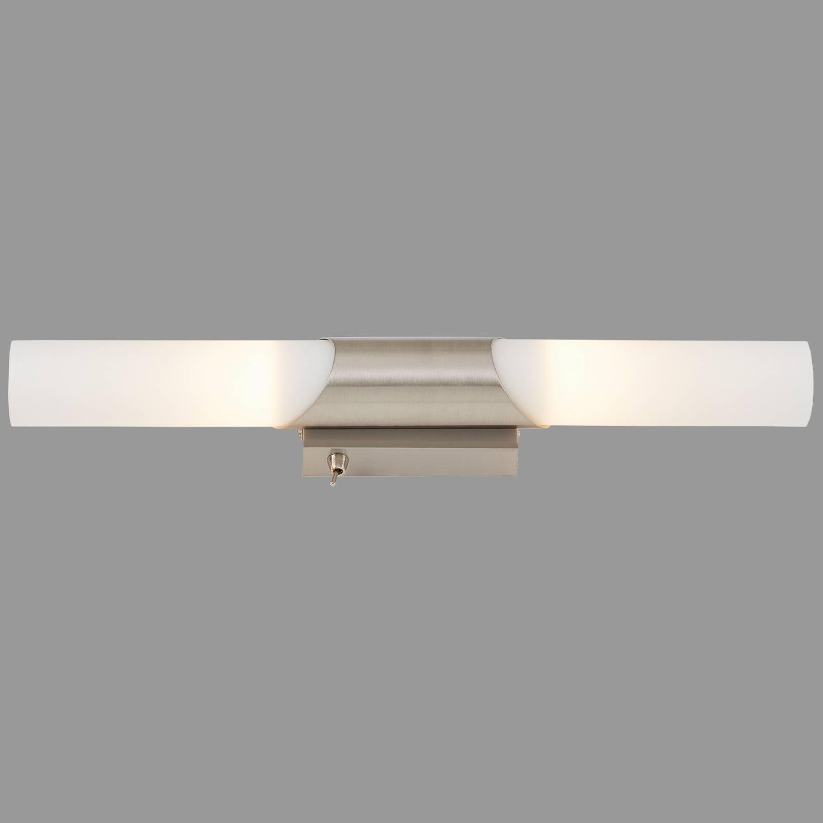 Kylpyhuoneen seinälamppu Splash, 2-lamppuinen